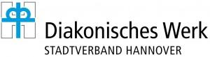 Logo Diakonisches Werk - Stadtverband Hannover
