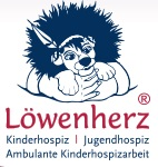 Löwenherz-Logo - Kinderhospiz, Jugendhospiz, Ambulante Kinderhospizarbeit